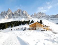 Genusshütten im Eisacktaler Winter