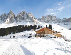 Winterparadies im Eisacktal, in den Vitalpina® Hotels und der Therme Meran