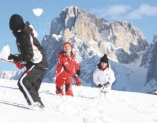 Winterangebote der Familienhotels Südtirol