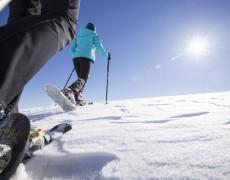 Eisacktal: Winter Biwak Camp auf der Villanderer Alm
