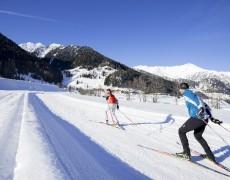 Eisacktal: Langlauf und Biathlon für den Spitzensport und für Jedermann