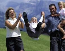 Muttertag mit den Familienhotels Südtirol